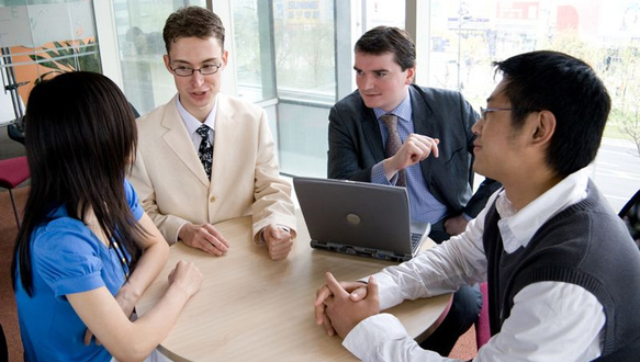 乌鲁木齐职场英语课程