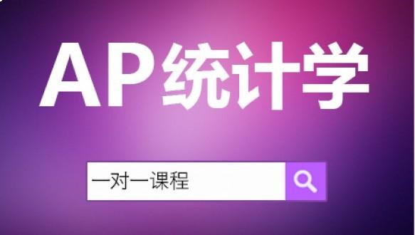AP统计学一对一课程