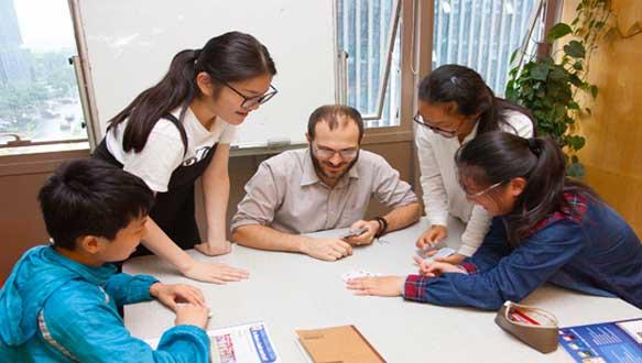 中山全能青少英语课程