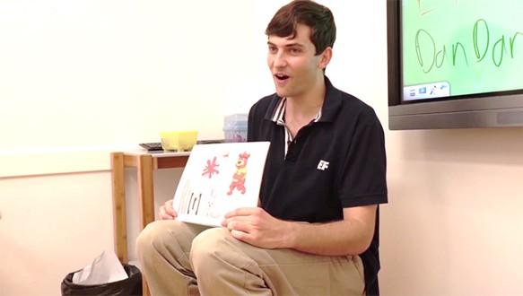 东营英孚青少儿英语课程