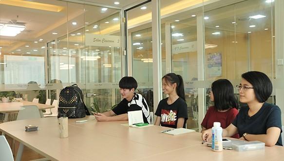 长沙温斯顿青少年英语14-18岁课程