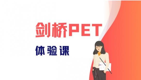 青岛朗阁PET课程